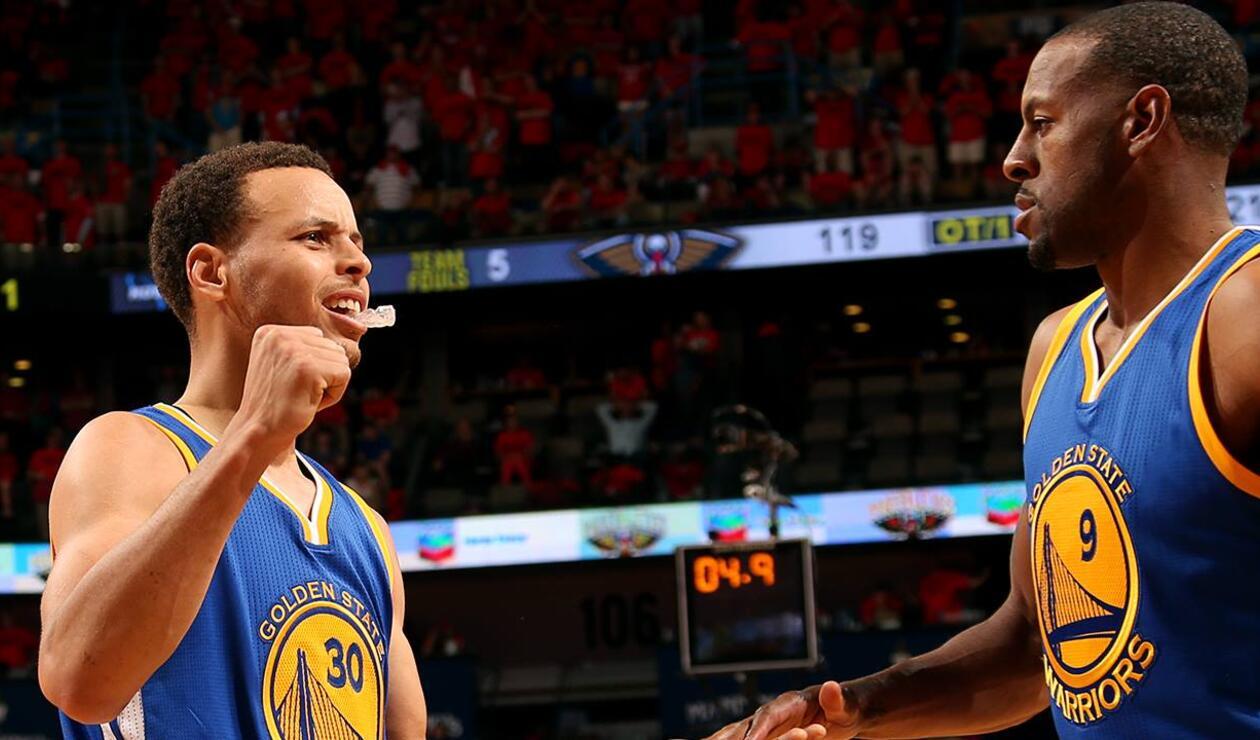 Golden State se medirá contra Rockets de Houston en semifinales de la Conferencia Oeste