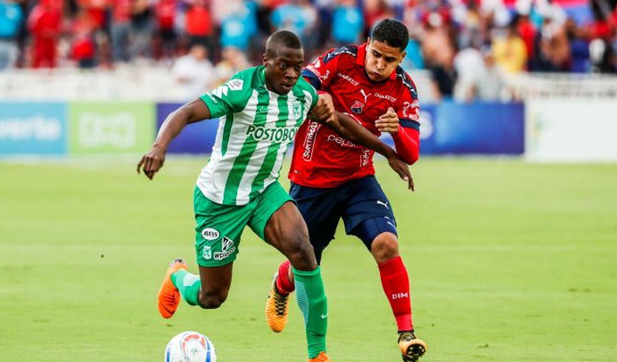 Atlético Nacional vs Independiente Medellín