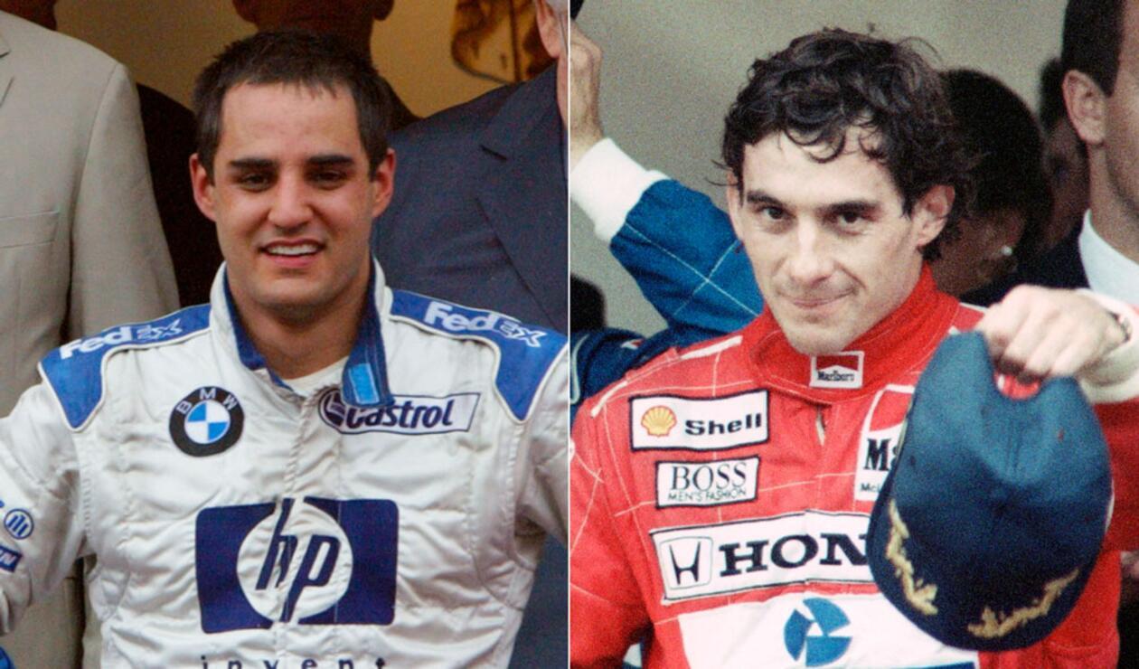 Juan Pablo Montoya ganó en Mónaco donde Ayrton Senna venció en seis ocasiones