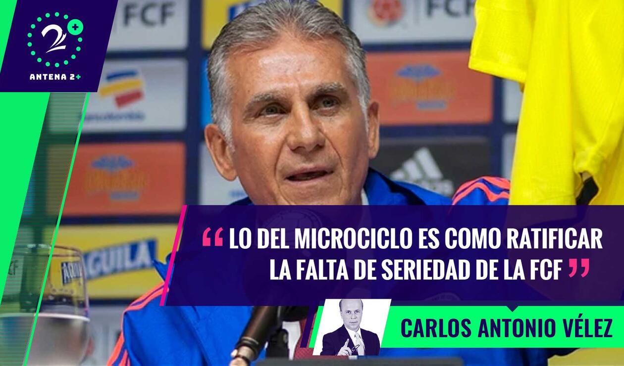 Carlos Queiroz - Palabras Mayores