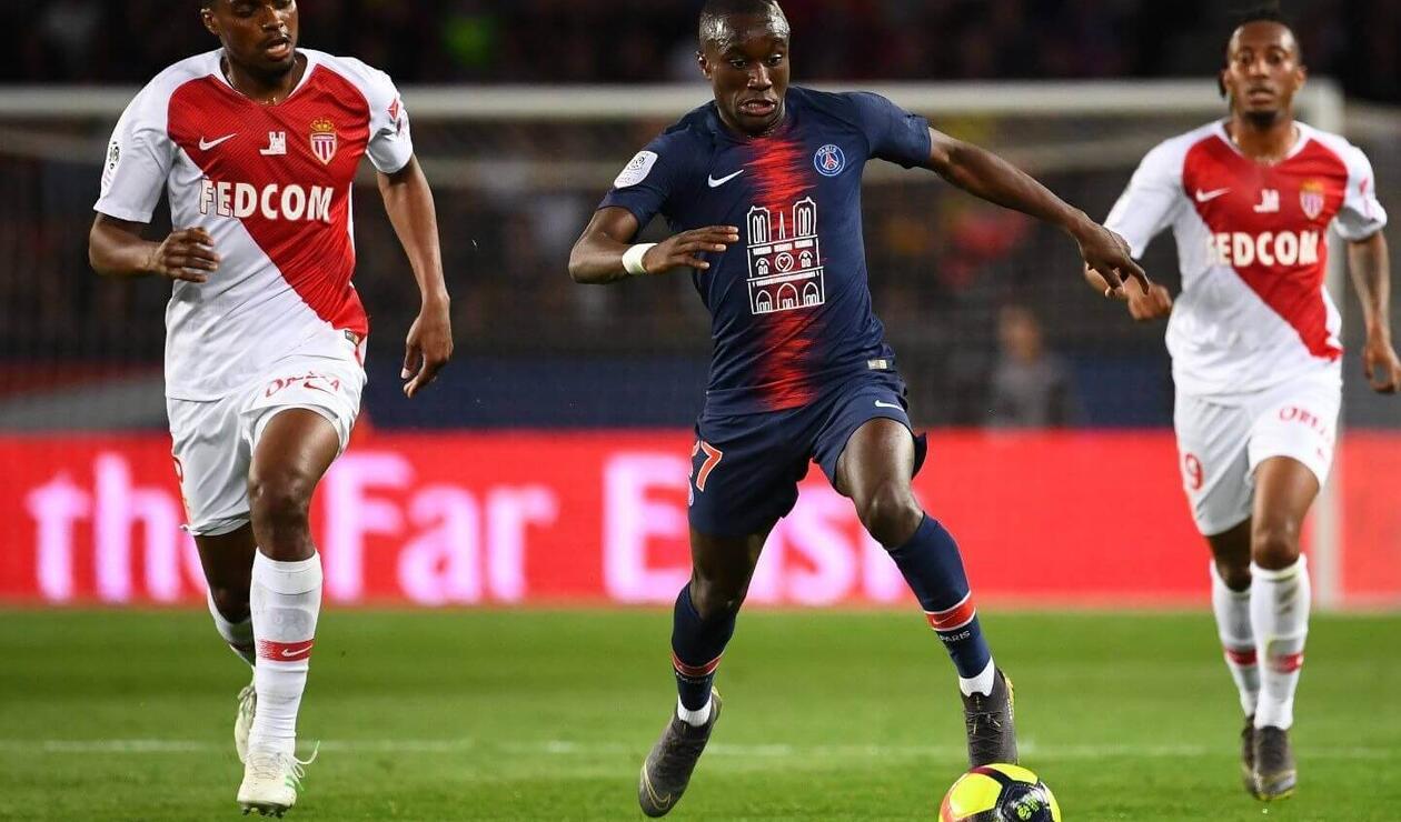 Moussa Diaby, PSG