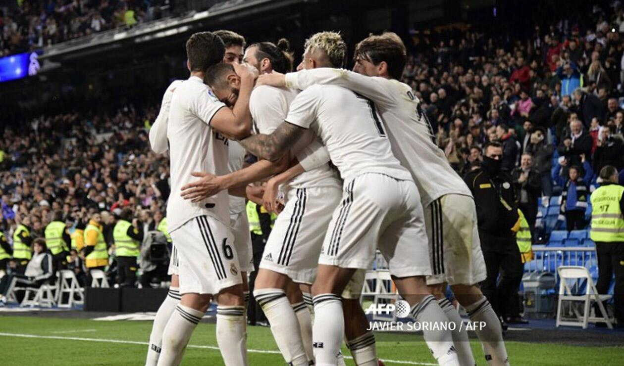 Real Madrid 2019