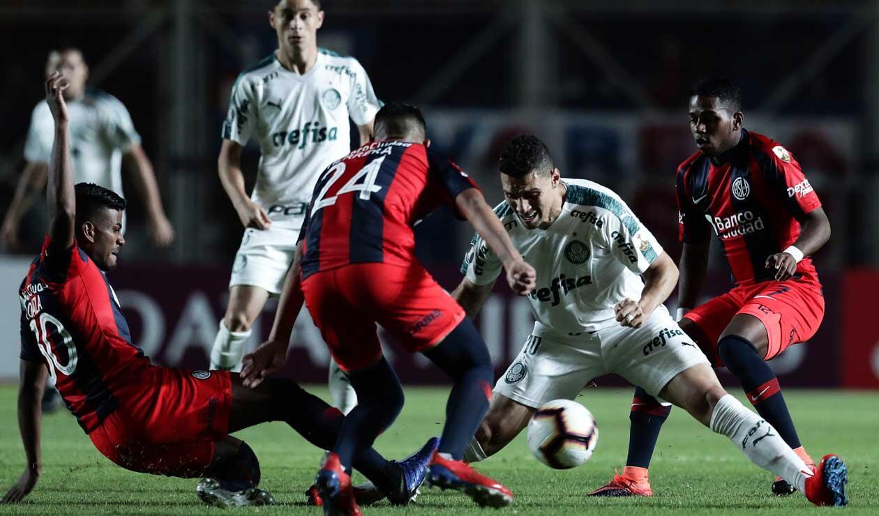 San Lorenzo vs Palmeiras - Copa Libertadores 2019
