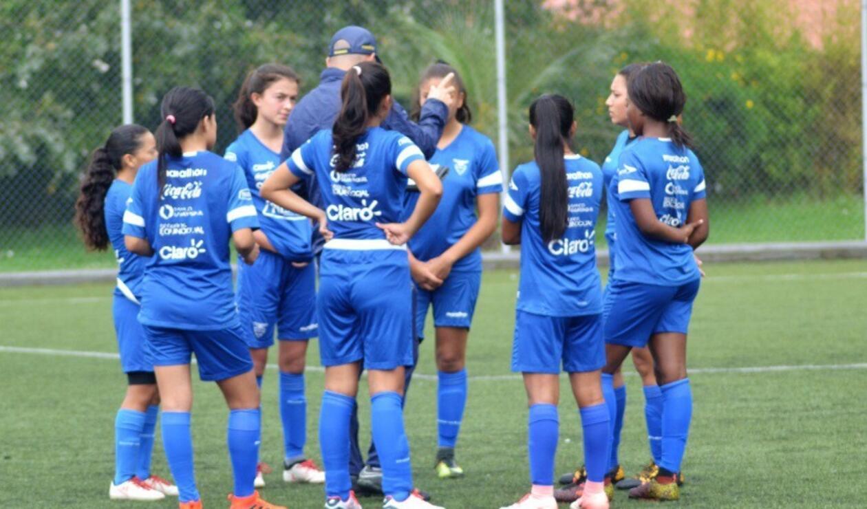 Selección Femenina de Ecuador