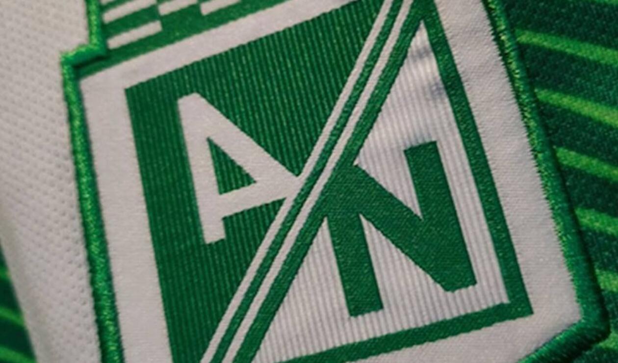 Escudo de Atlético Nacional