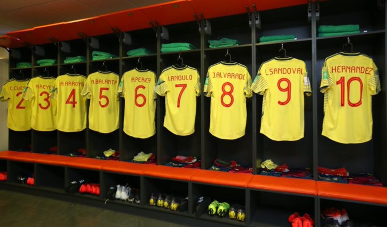 La Selección Colombia sub 20 enfrentará a Tahití en el Mundial de Polonia
