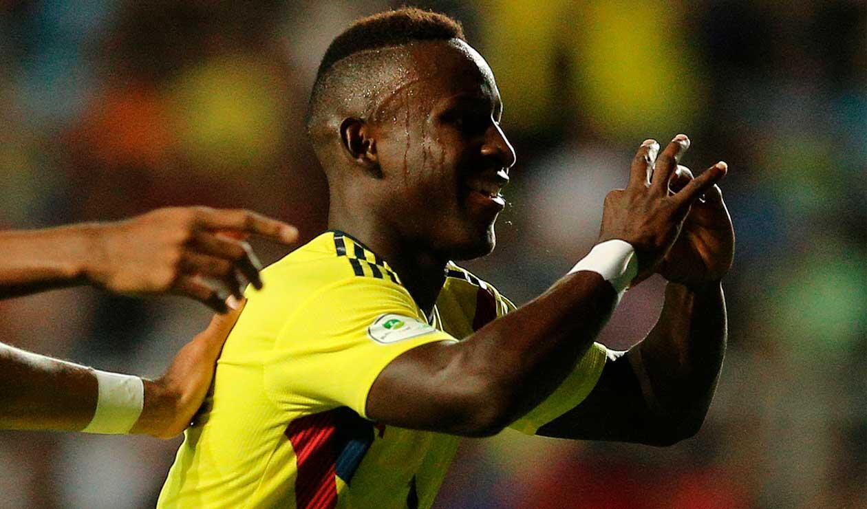 Colombia se aseguró en octavos de final del Mundial sub 20 de Polonia.