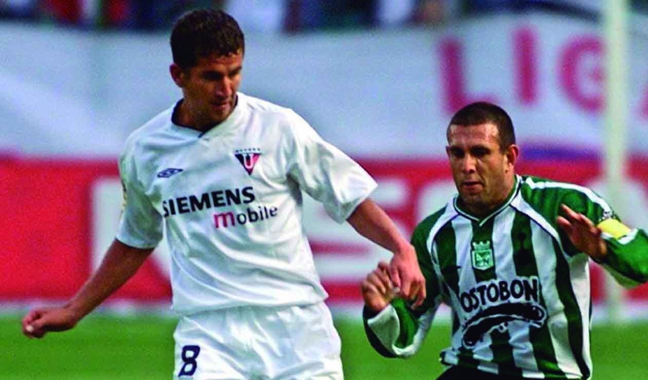 Goleadas a Atlético Nacional en torneos internacionales