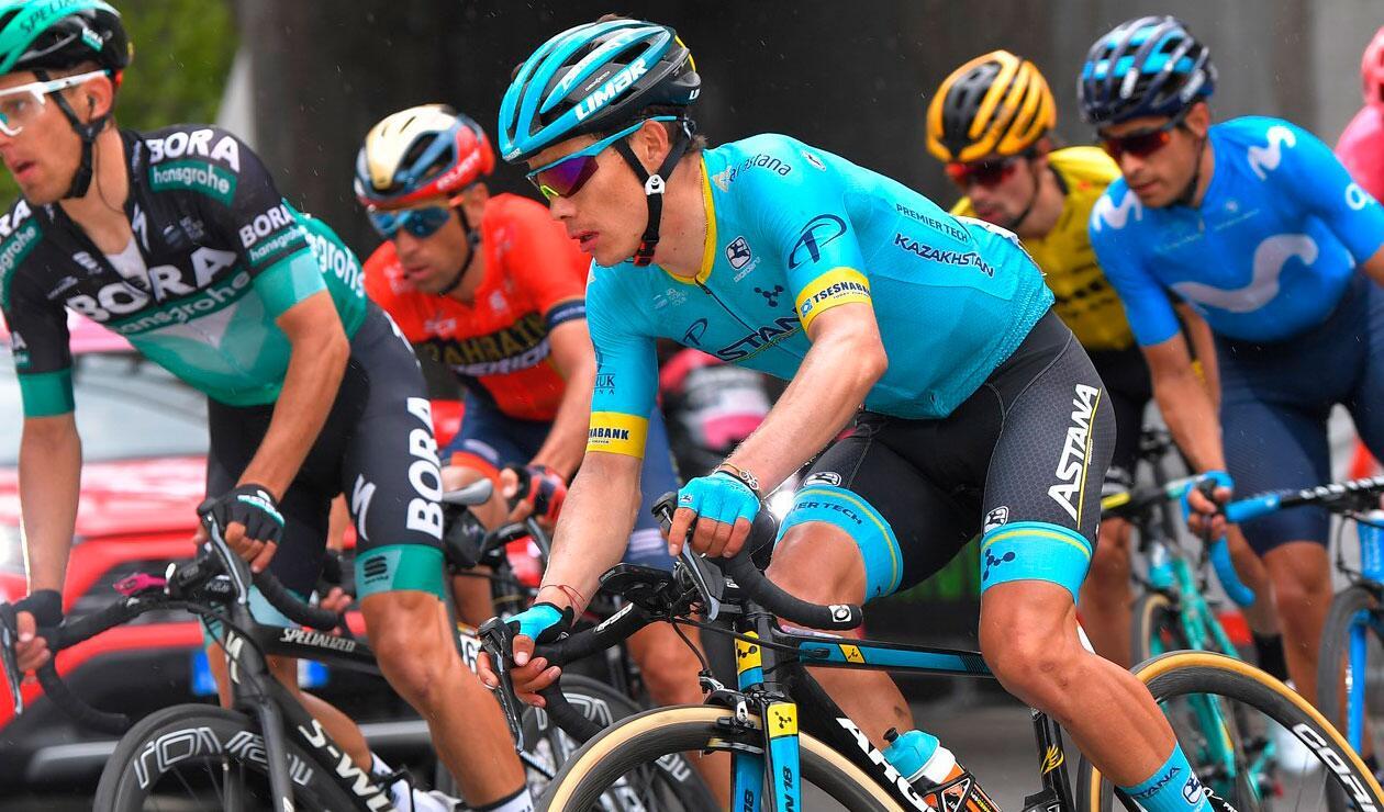 Giro de Italia 2019, Superman Lopez