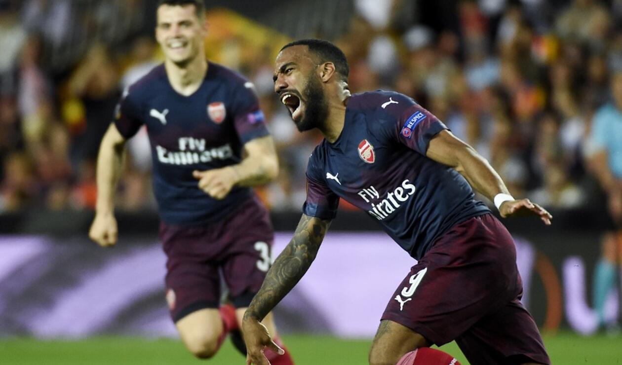 Valencia vs Arsenal - Europa League 2019
