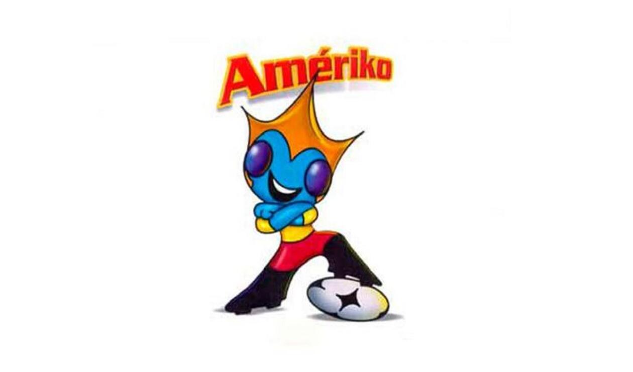 Mascotas de la Copa América