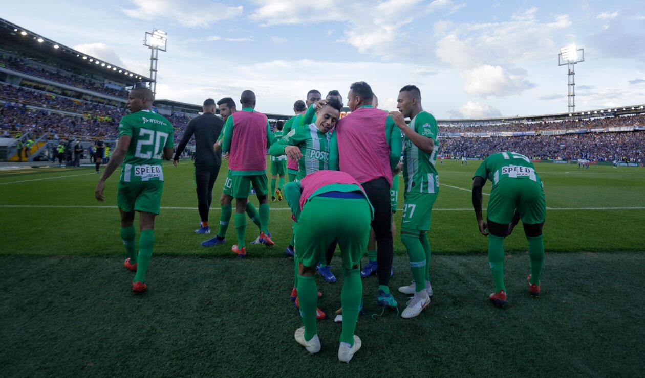 Atlético Nacional deberá enfrentar a Cali en la cuarta fecha de la Liga Águila.
