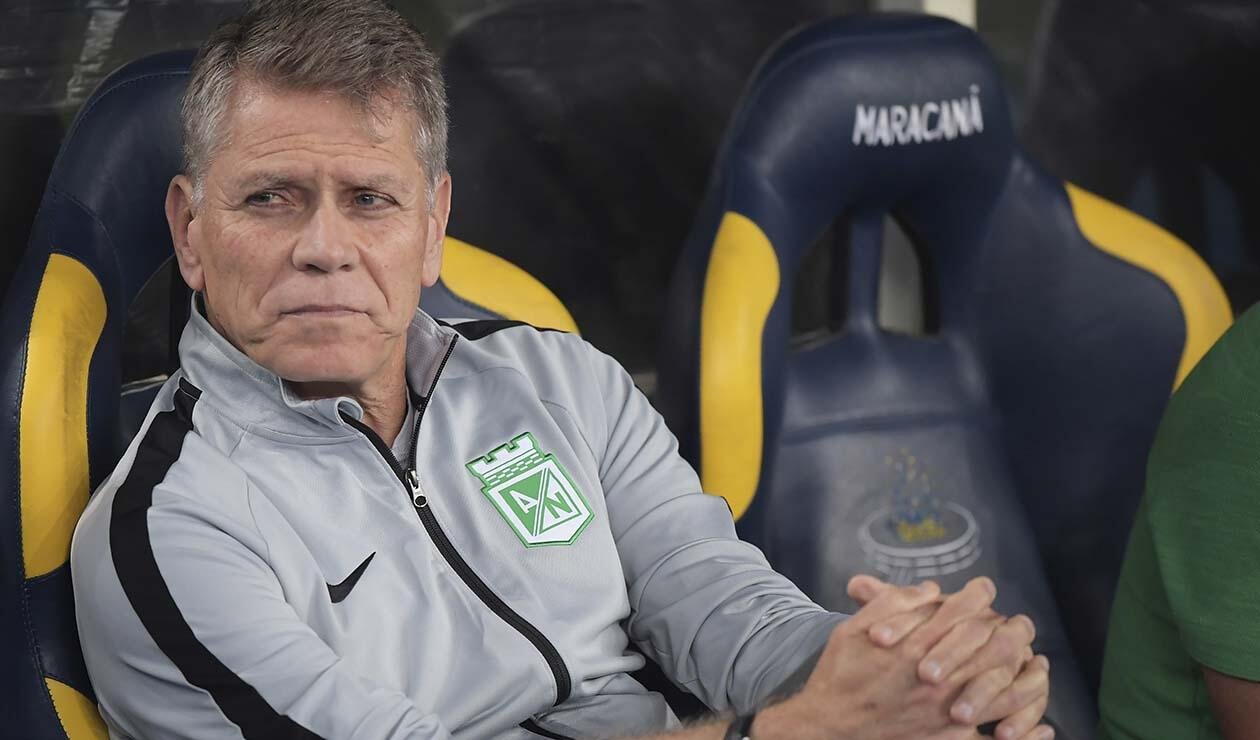 Autuori, en la goleada de Nacional ante Fluminense