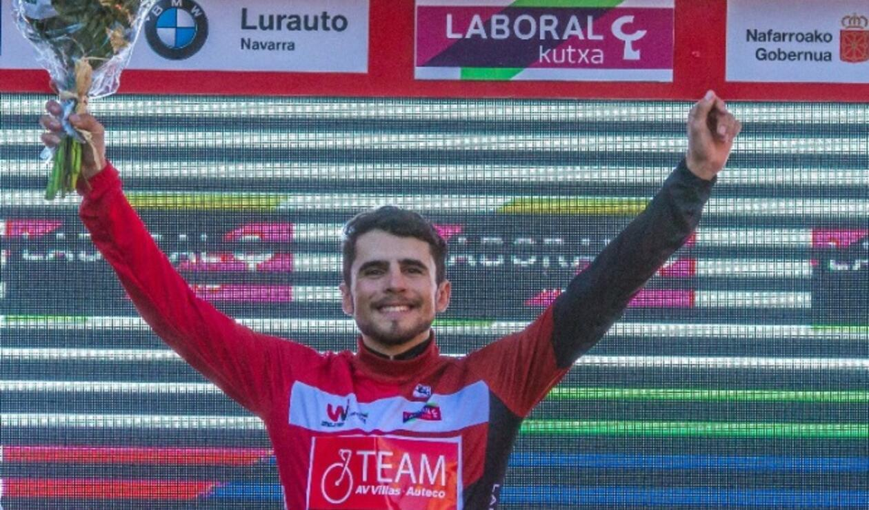 Camilo Castro - Vuelta Navarra