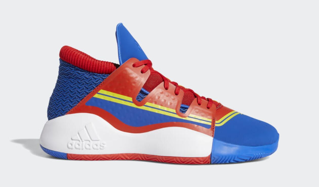 Zapatillas inspiradas en la Capitana Marvel de Adidas