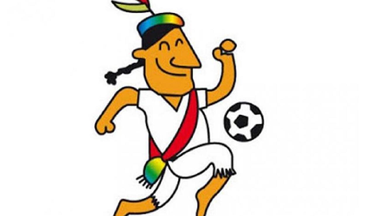 Mascotas Copa América