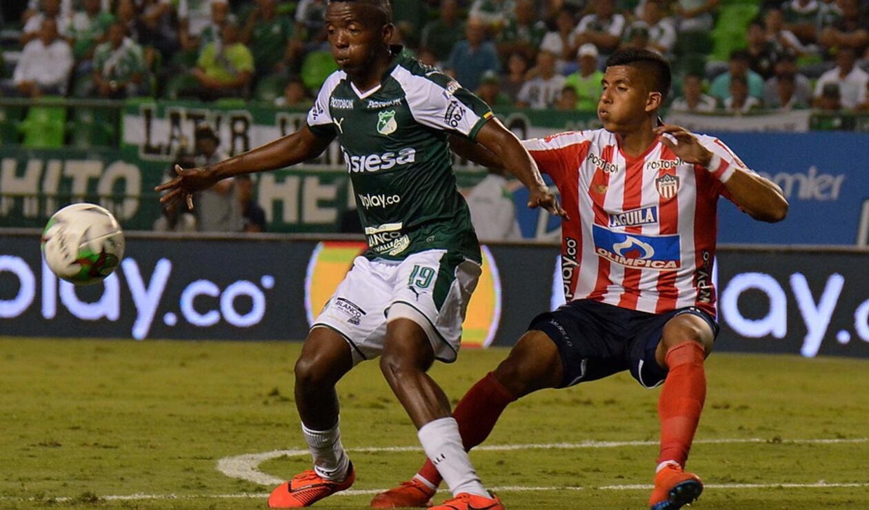 Deportivo Cali vs Junior – Liga Águila
