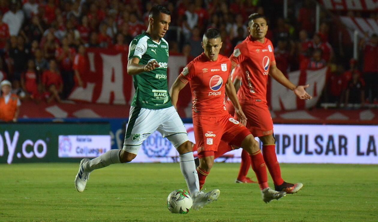 América vs Deportivo Cali - Liga Águila 2019