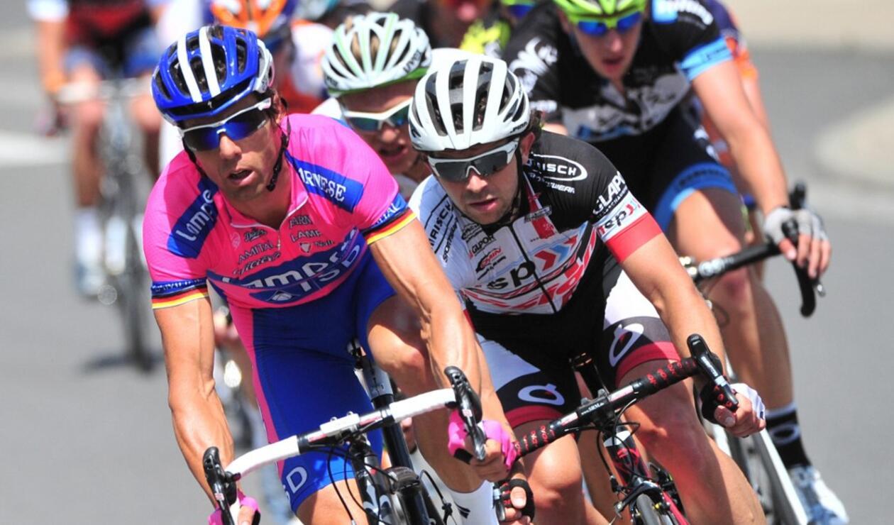 Danilo Hondo, exciclista profesional