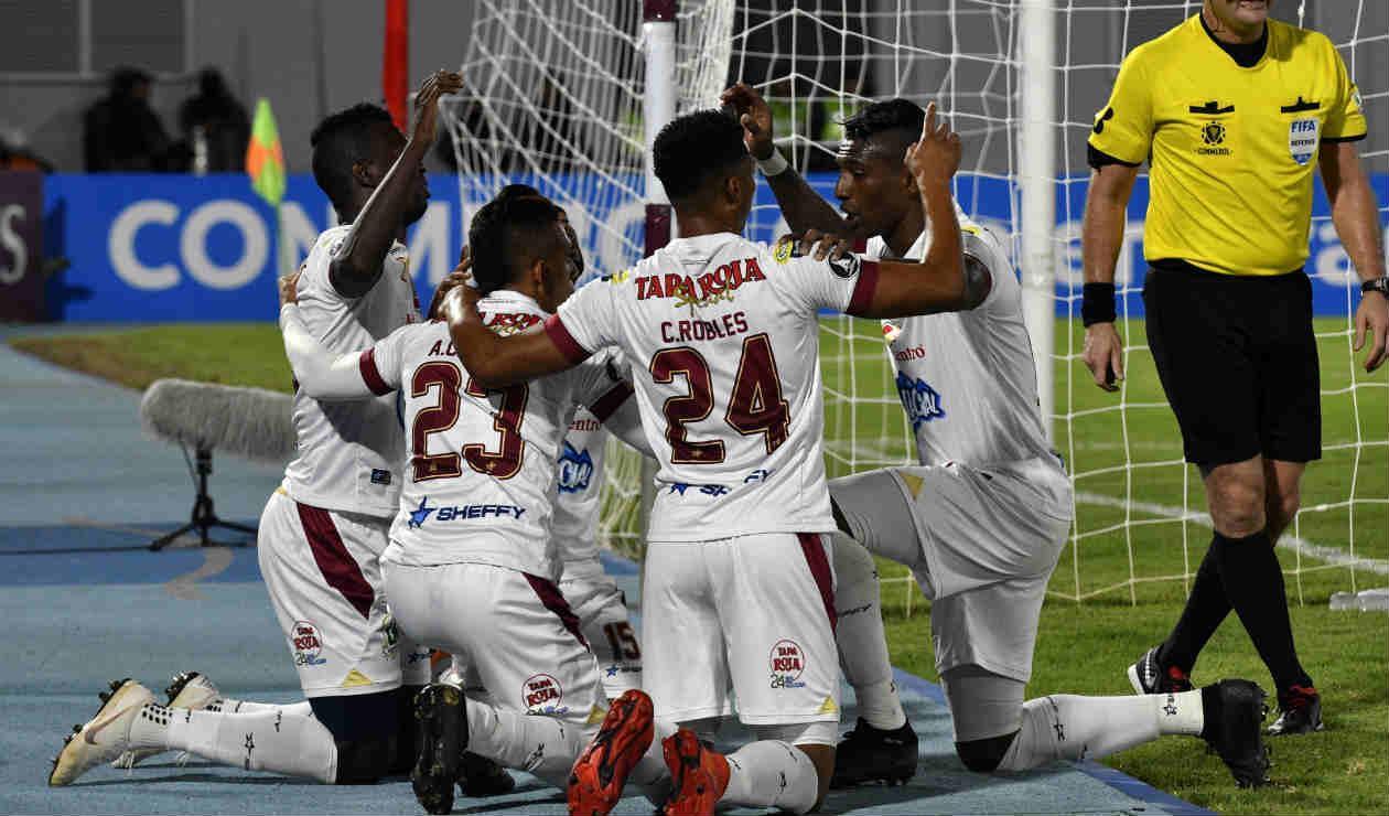 Deportes Tolima 2019