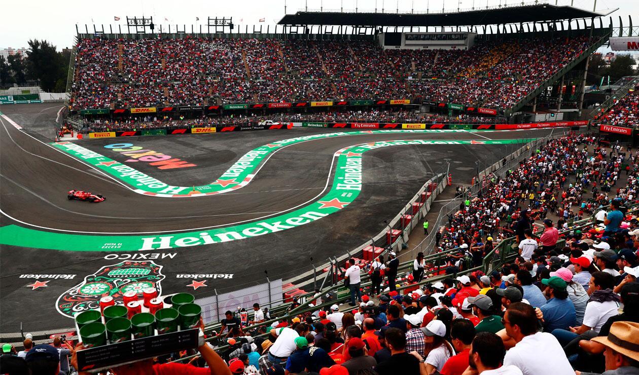 Gp F1 Calendario 2020.Formula 1 Las Dos Carreras Que No Seguirian Para 2020