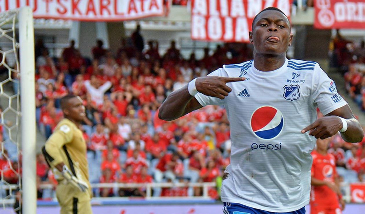 Fabián González Lasso - Millonarios 2019