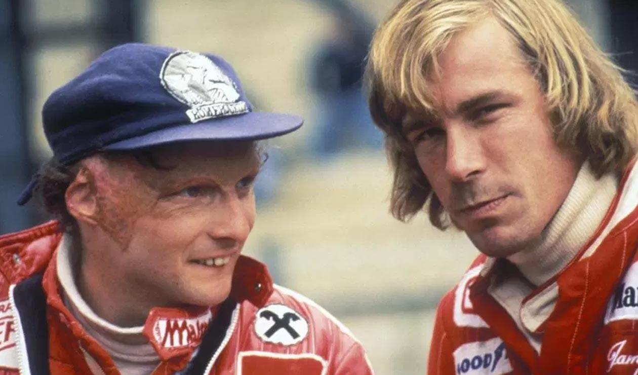 Niki Lauda, una de las leyendas de la F1