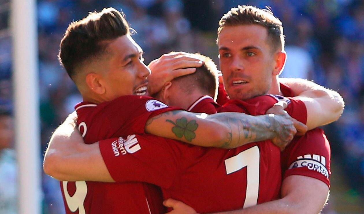 Liverpool se convirtió en finalista de la Champions League por segunda vez consecutiva.