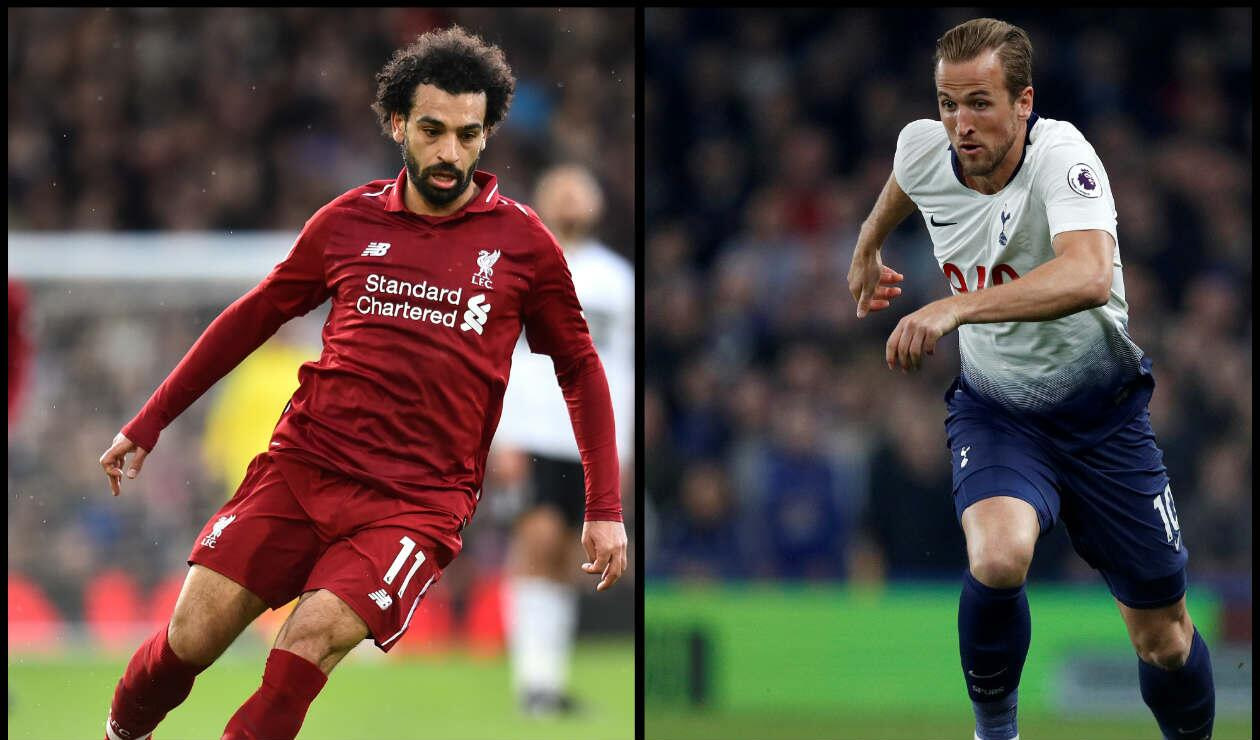 Tottenham y Liverpool