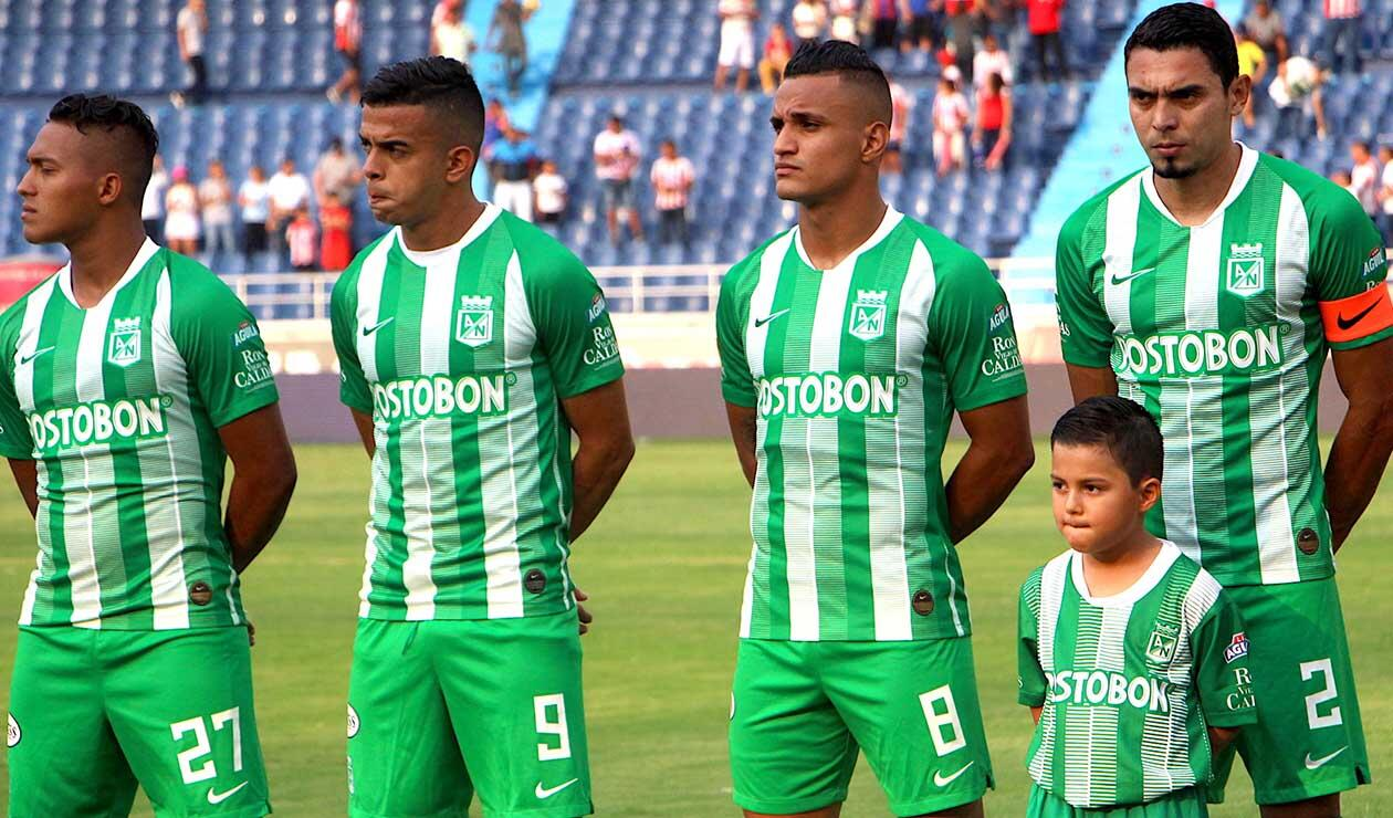 Atlético Nacional, jugadores formados