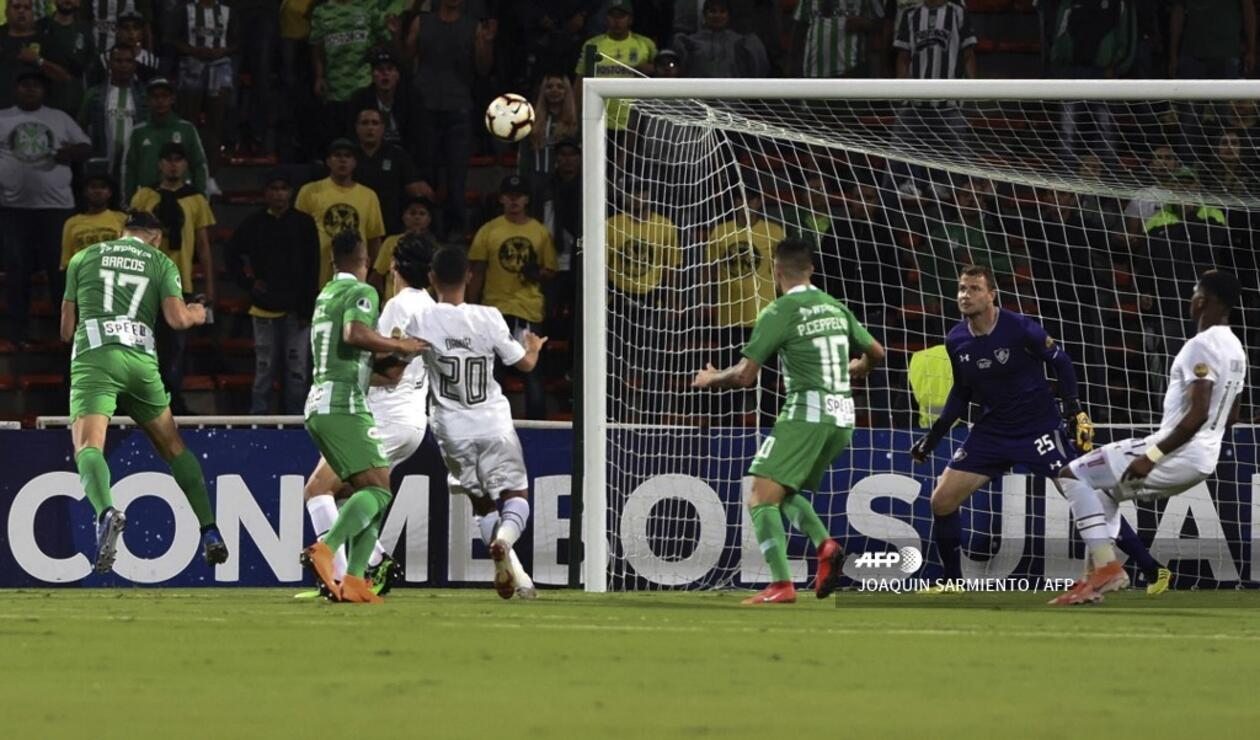 Nacional vs Fluminense - Copa Sudamericana