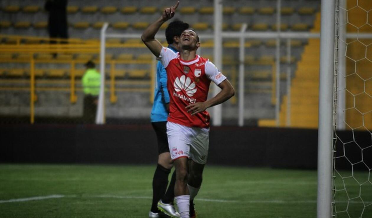 Anderson Plata, delantero de Atlético Paranaense