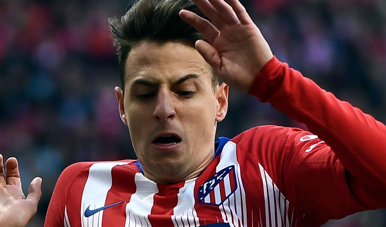 Santiago Arias llegó al Atlético de Madrid a comienzos de la temporada 2019-2020