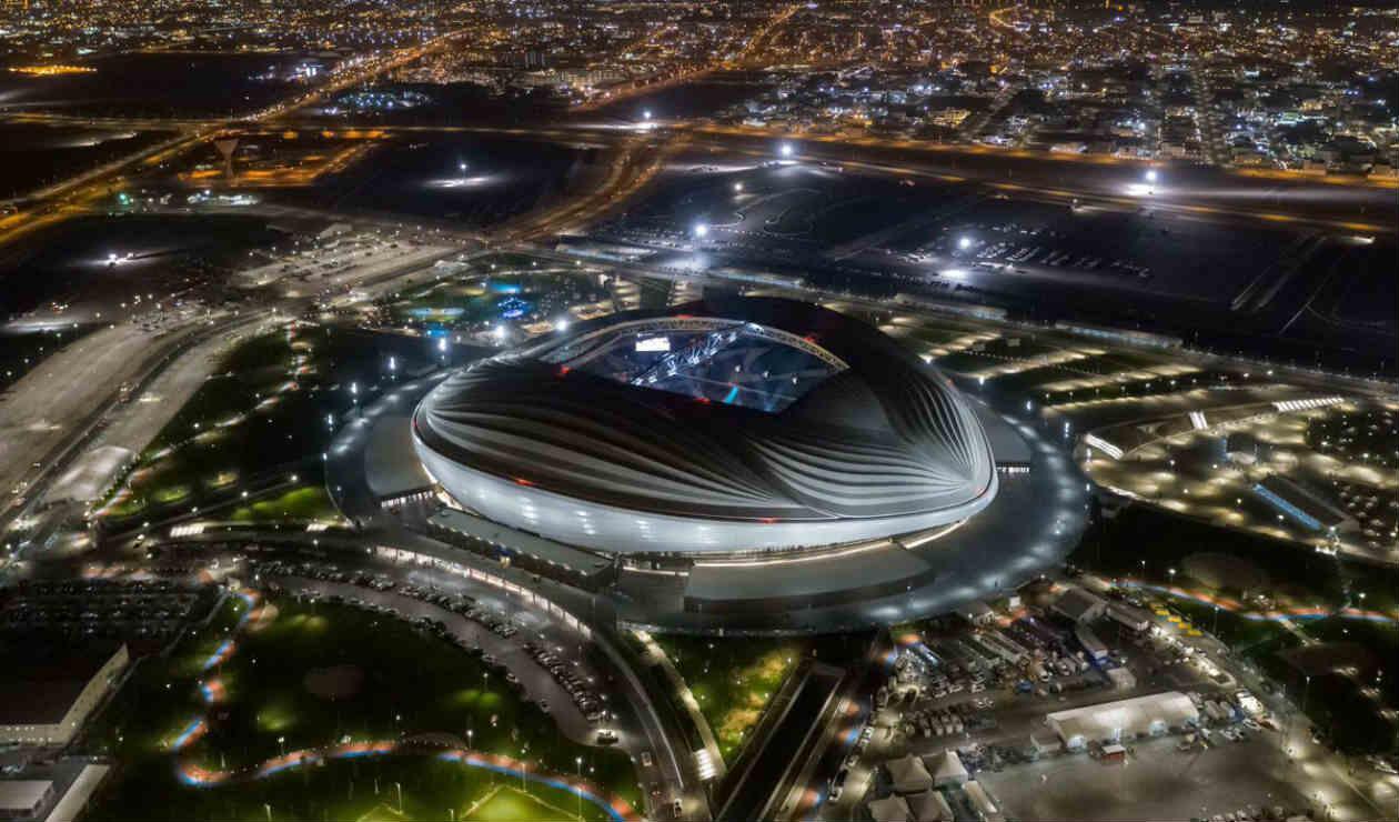 Estadio del Mundial de Catar 2022