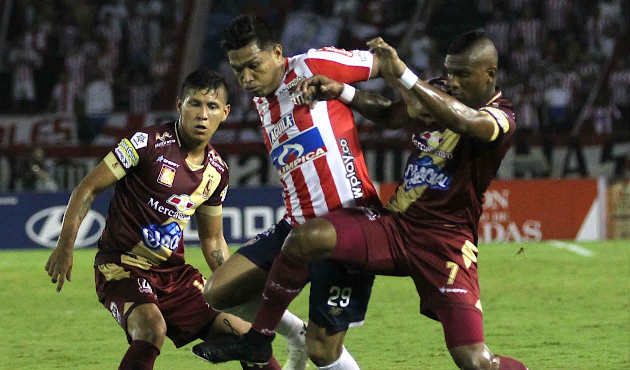 Tolima vs Junior