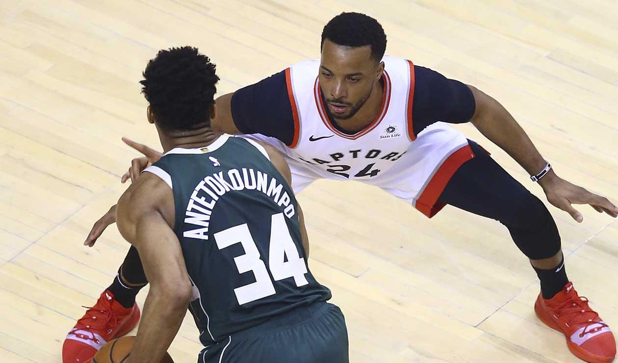 Raptors vs Bucks - NBA