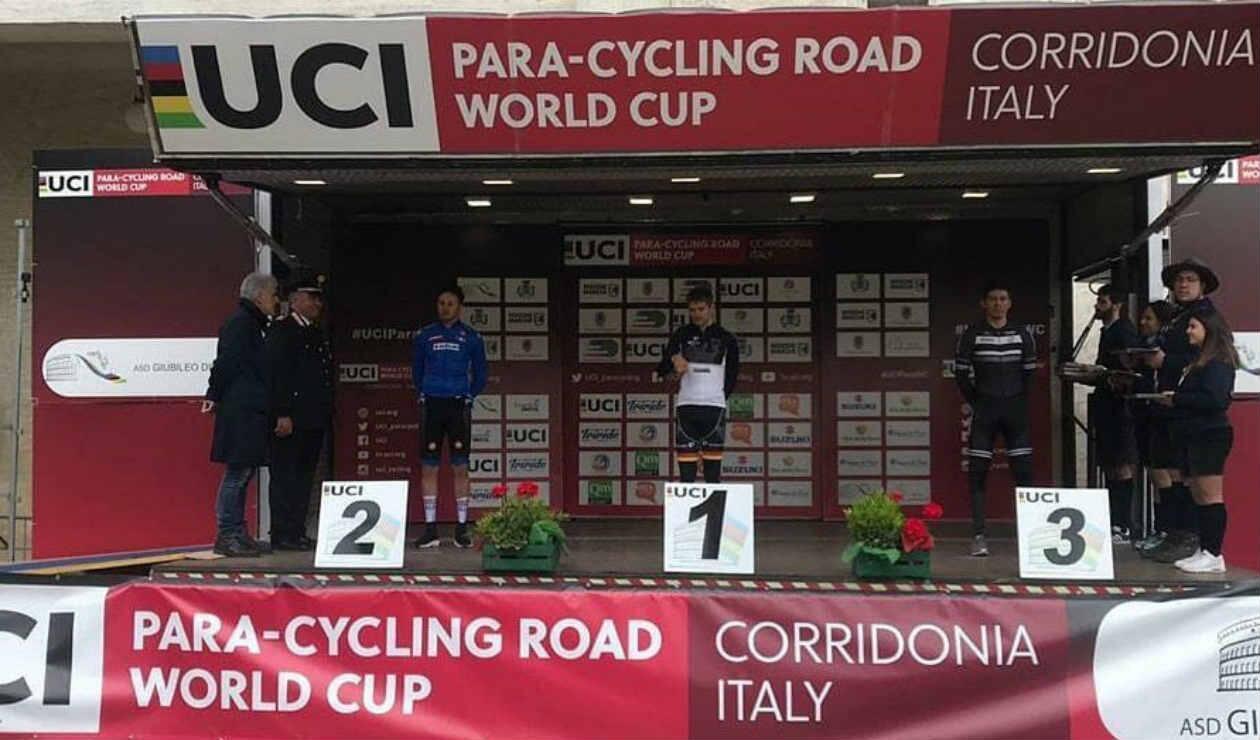 Copa Mundo de Paraciclismo