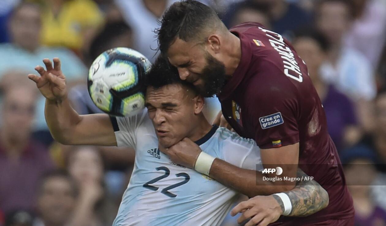 Venezuela Argentina Copa América