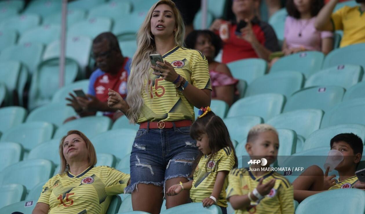 Cindy Álvarez, Selección Colombia