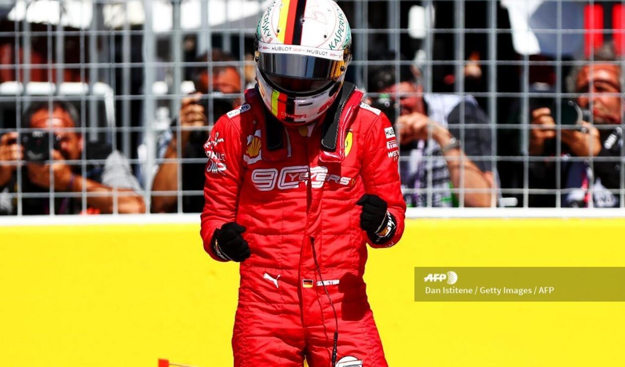 Sebastian Vettel · Fórmula 1 · GP de Canada 2019