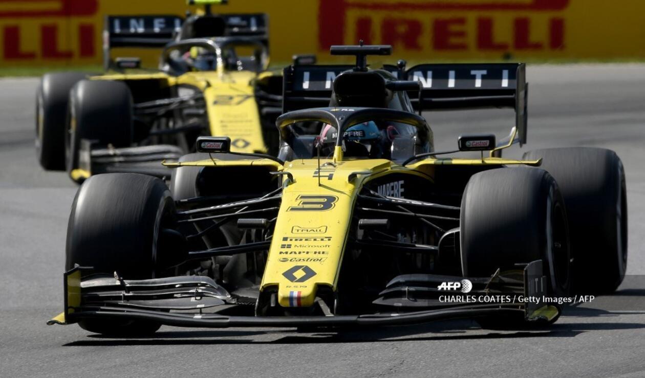 Renault, Fórmula 1