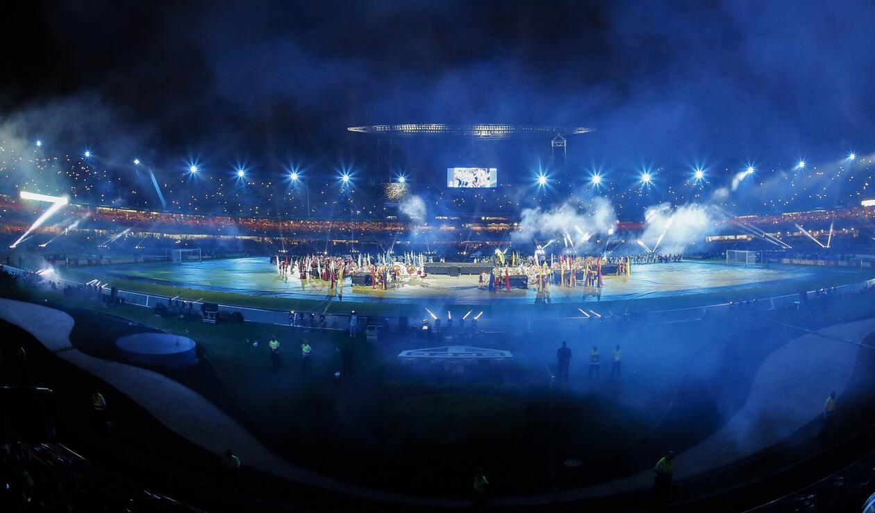 Inauguración de Copa América Brasil 2019