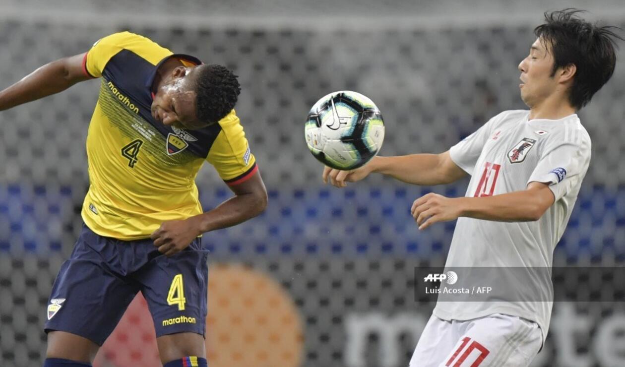 Ecuador vs Japón - Copa América
