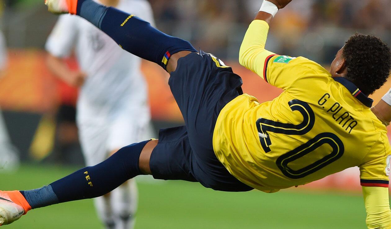 Ecuador sub-20, la gran sorpresa del mundial.