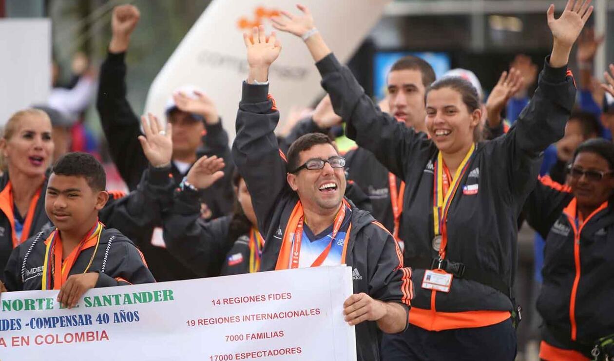 Con éxito concluyen las Olimpiadas Fides 2019.