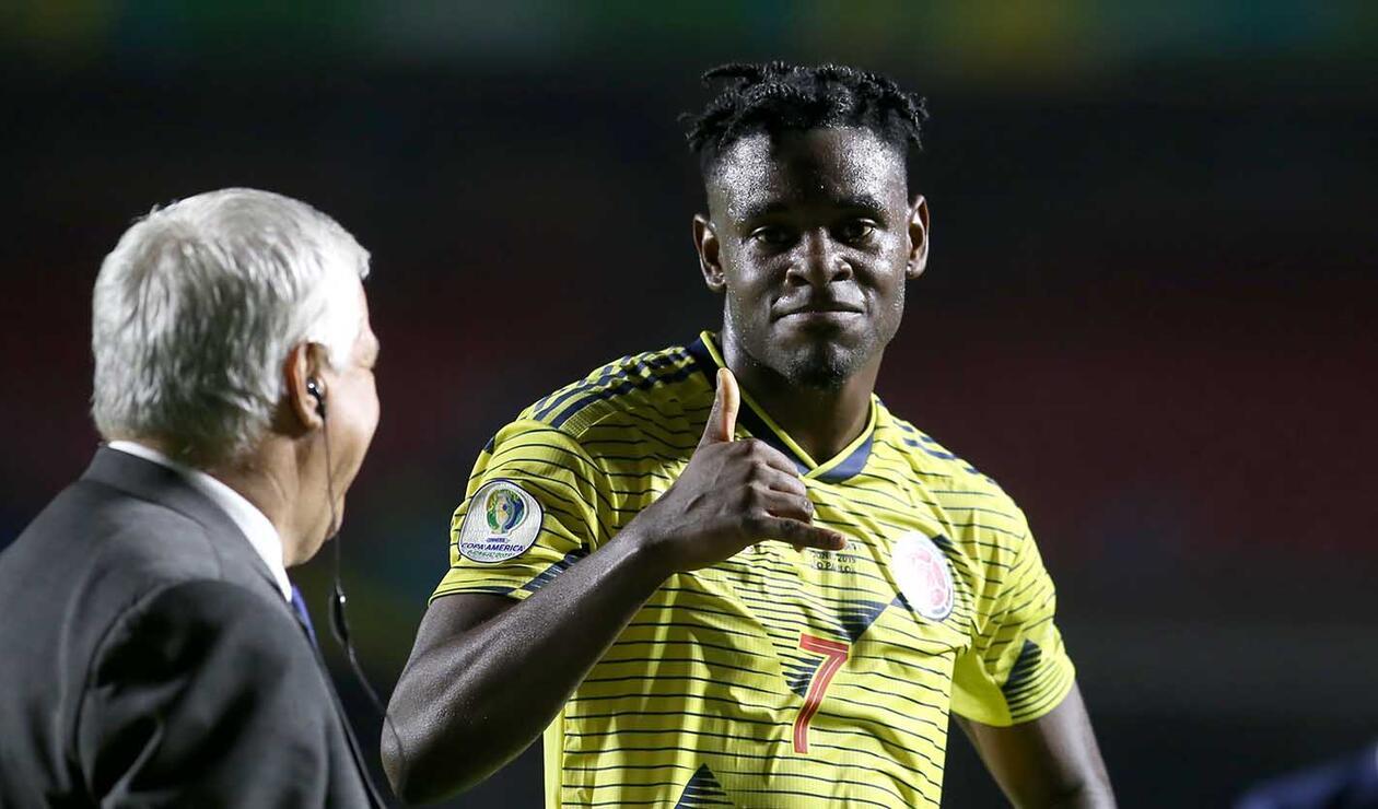 Colombia vs Catar - Copa América 2019