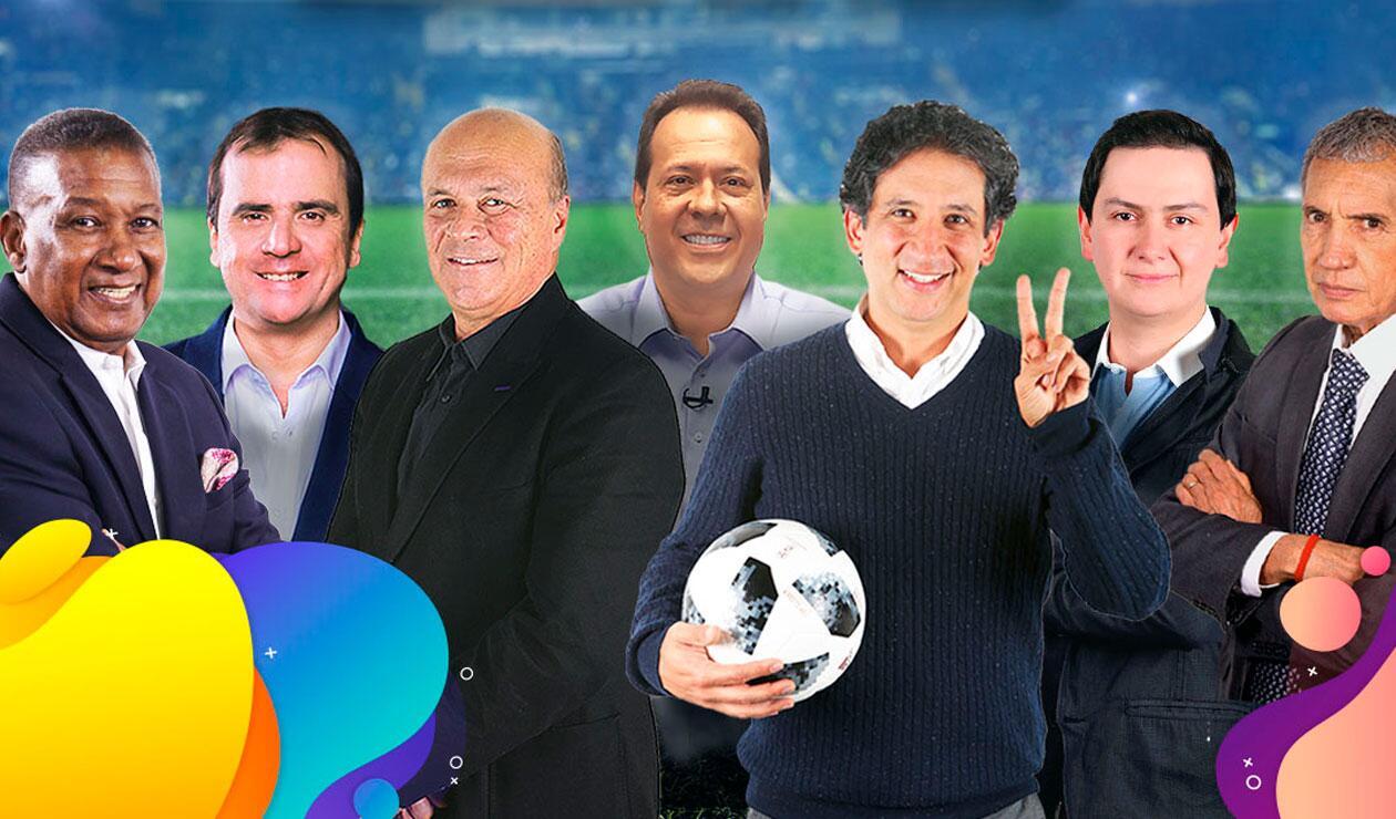 Copa América, con la nómina de lujo de RCN Radio y Antena 2