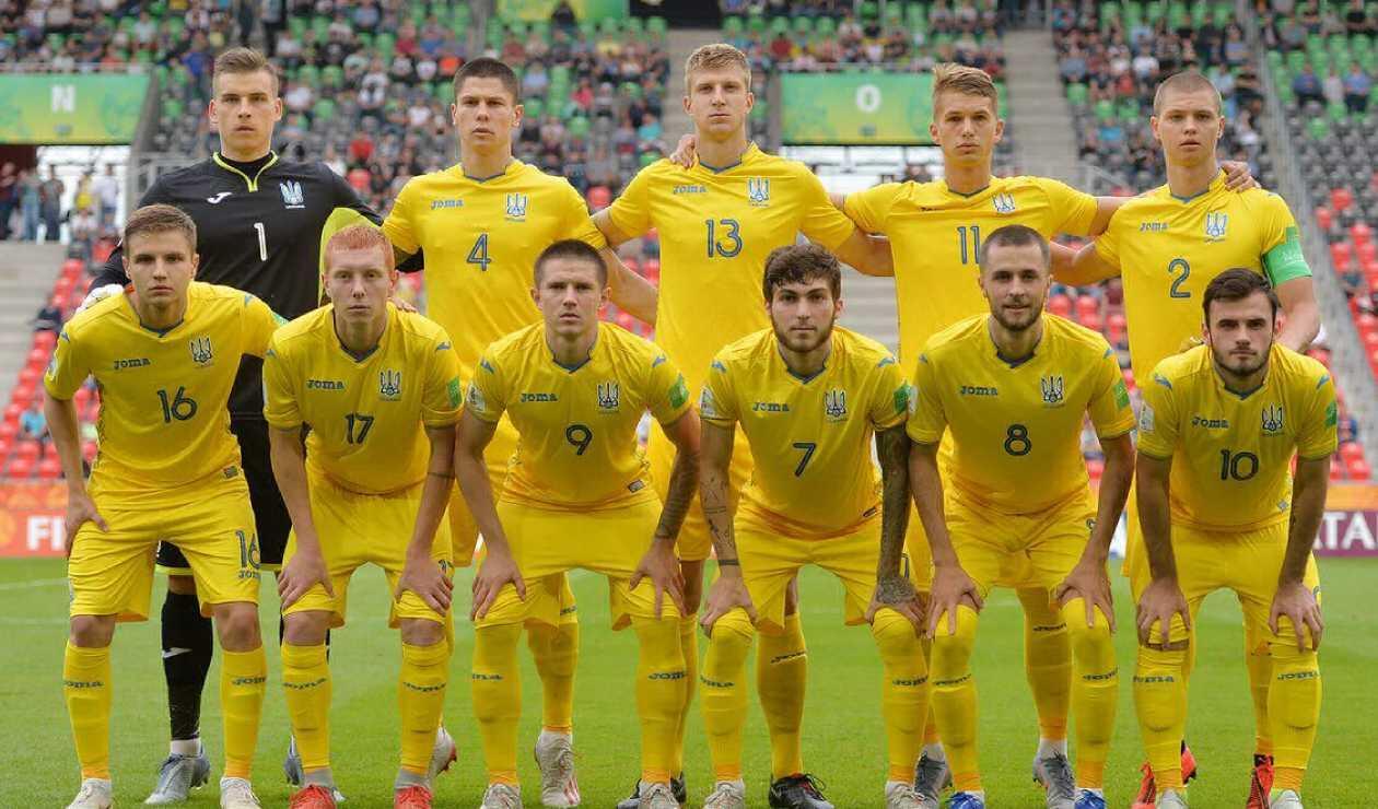 Ucrania - Mundial Sub 20 de Polonia