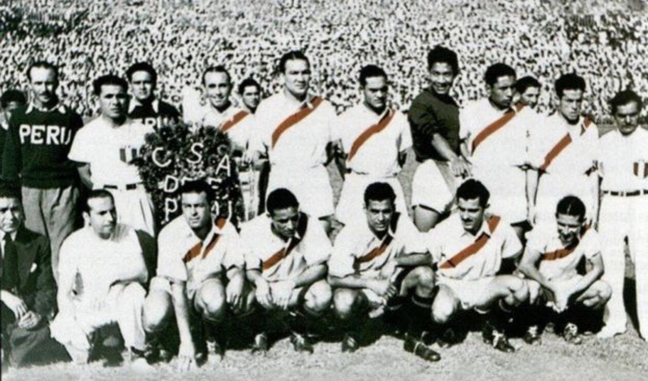 Selección de Perú, campeón de América en 1939