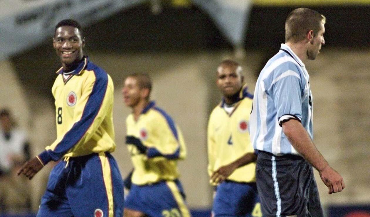 Colombia – Argentina, Copa América de Paraguay 1999